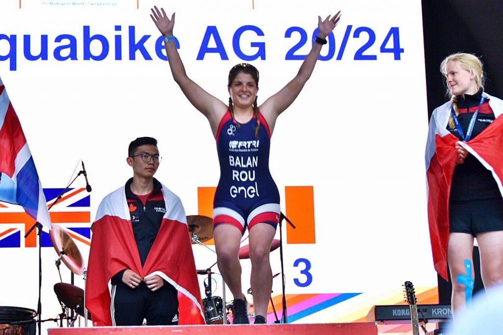 4 mai e ziua in care Andreea Balan sarbatoreste victoria de la Campionatul Mondial