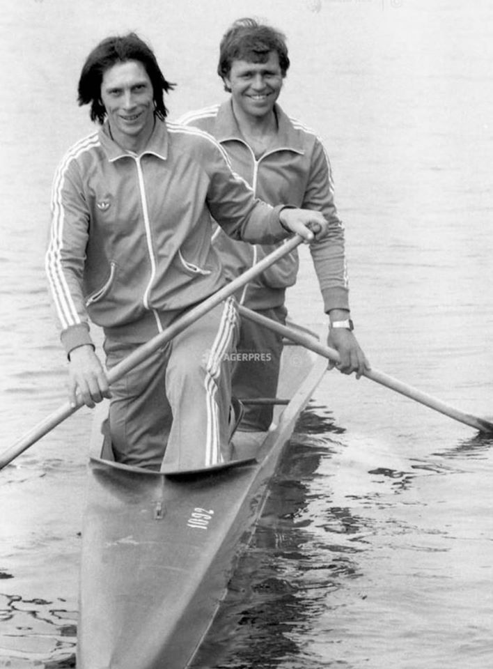 Toma Simionov dublu campion olimpic. Stelistul din tandemul cu Ivan Patzaichin