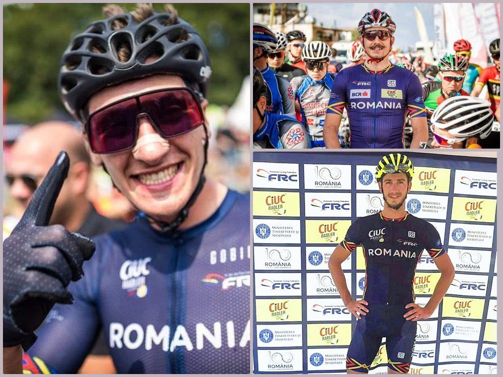 Echipa nationala de ciclism a Romaniei obtine locul cota. Aflati protagonistii