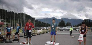 Alex Blejdea se impune la Zarnesti Challenge. Prima cursa cu obstacole