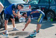 Eduard Grosu a fost lovit de o masina. Aflati ce urmeaza pentru ciclist
