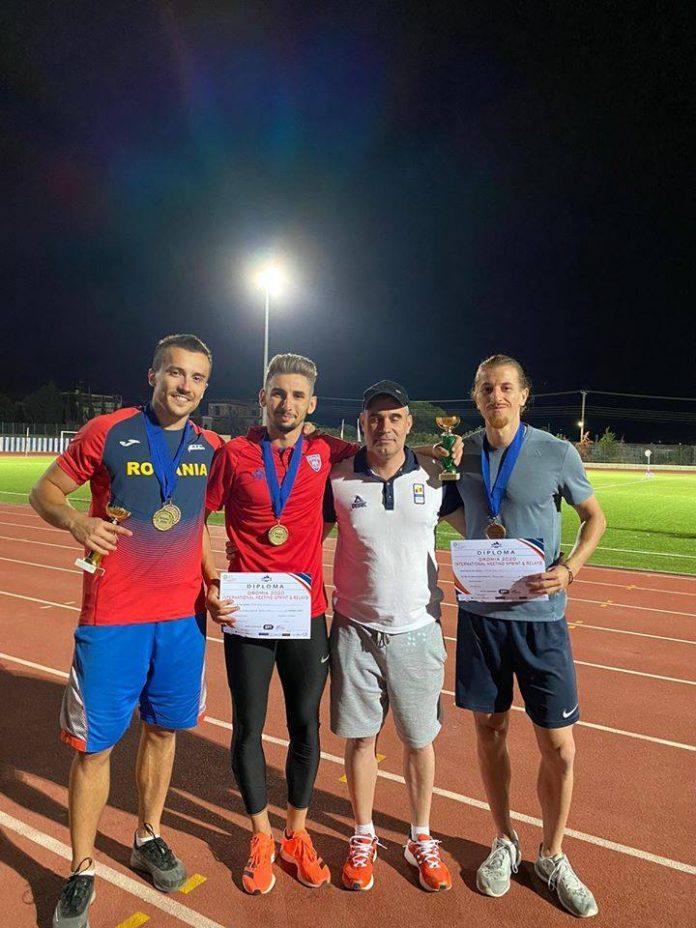 Victorii romanesti in Grecia. Atletii Alexandru Terpezan si Mihai Cristian Pîslaru s-au impus