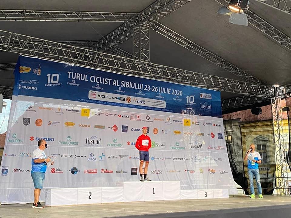 Turul Sibiului aproape de final! Grosu s-a apropiat de podium