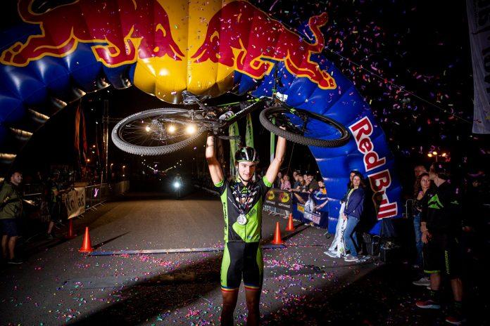 Patrick Pescaru este campionul XCO sibian din Balcani! E si homeschool-er!