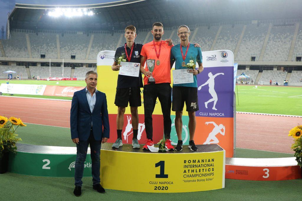 Campionatele Internationale ale Romaniei  la Atletism s-au incheiat