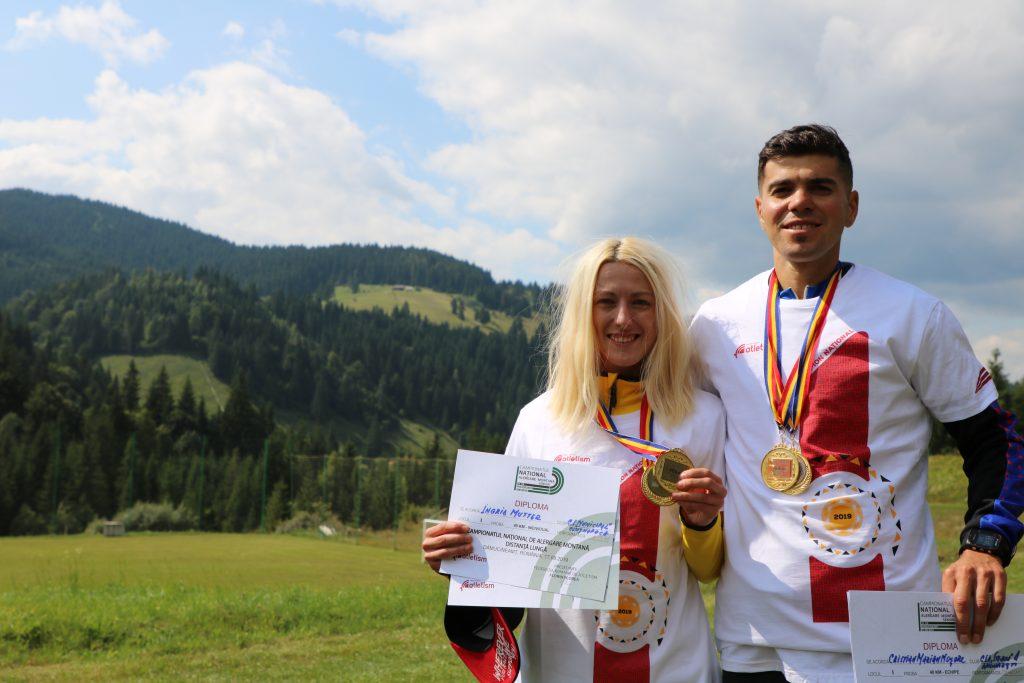 Cristian Mosoiu colectioneaza trofee! Un succes in Fagaras