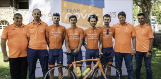 Team Novak anunta noutati pentru 2020! Start in sezonul competitional cu surprize