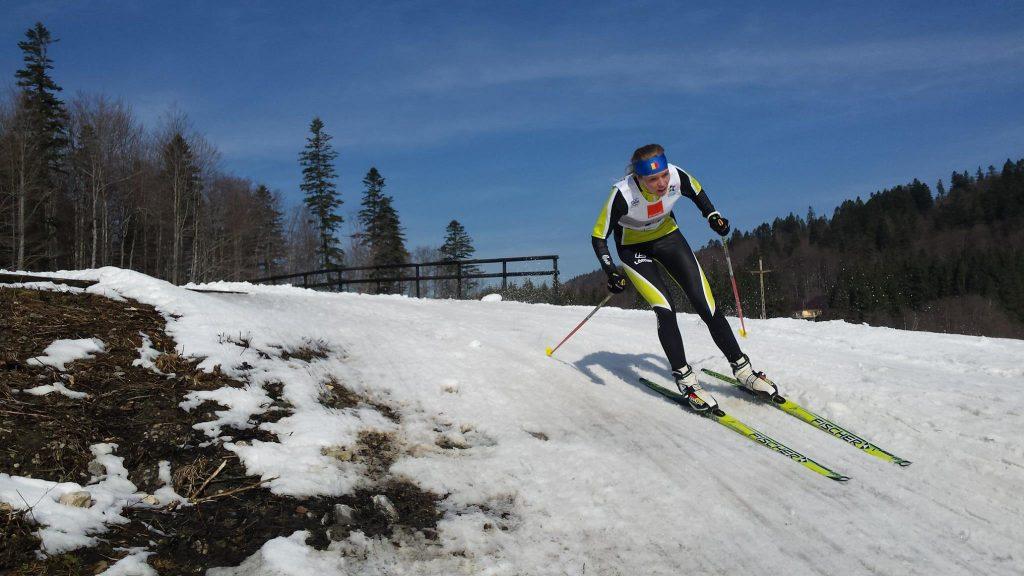 Succes pentru Romania la FIS Roller Ski Cup Skopje