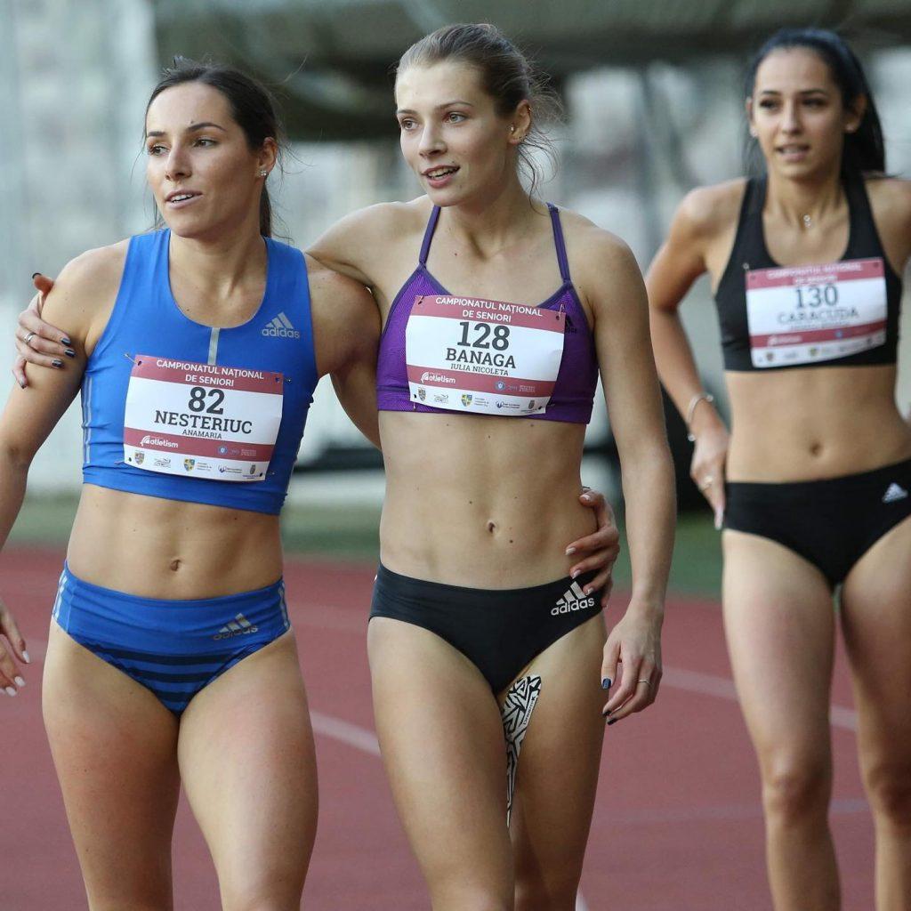 Campioni la aruncari si sarituri in septembrie la Nationalele de Atletism