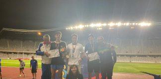 Progresul atletilor dorneni. Rezultate la Nationalele de la Cluj