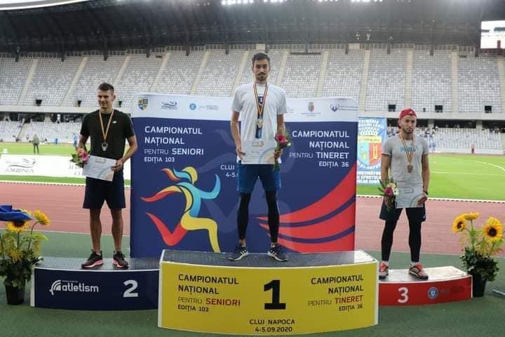 Cei mai buni atleti in probele de alergare la Campionatele Nationale