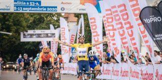Eduard Grosu a castigat Turul Romaniei la Ciclism. Edi nu a mai concurat in Belgia