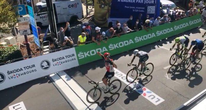 Eduard Grosu e primul si in Luxemburg dupa victoria in Turul Romaniei