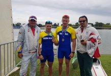 Trei clasari pe podium pentru Romania la Cupa Mondiala de kaiac-canoe de la Szeged