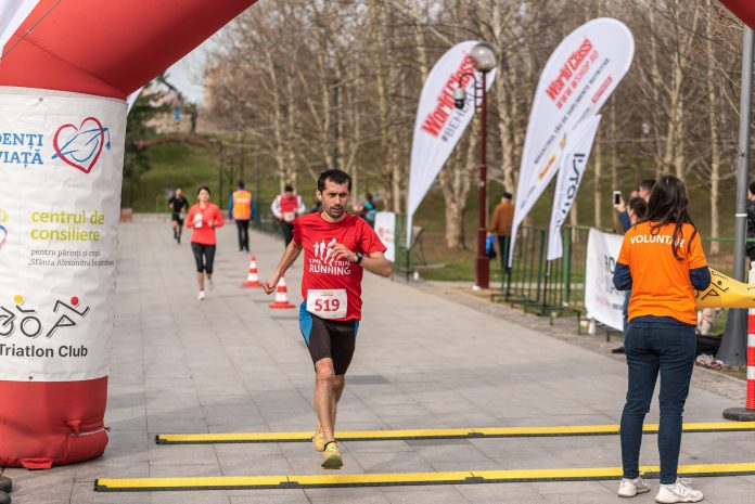 Ambitiile lui Florin Simion. De la Ultramaratonul Palic la Maratonul din decembrie