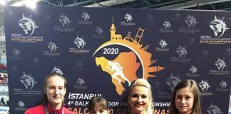Douazeci de medalii castigate de atletii romani la Campionatele Balcanice