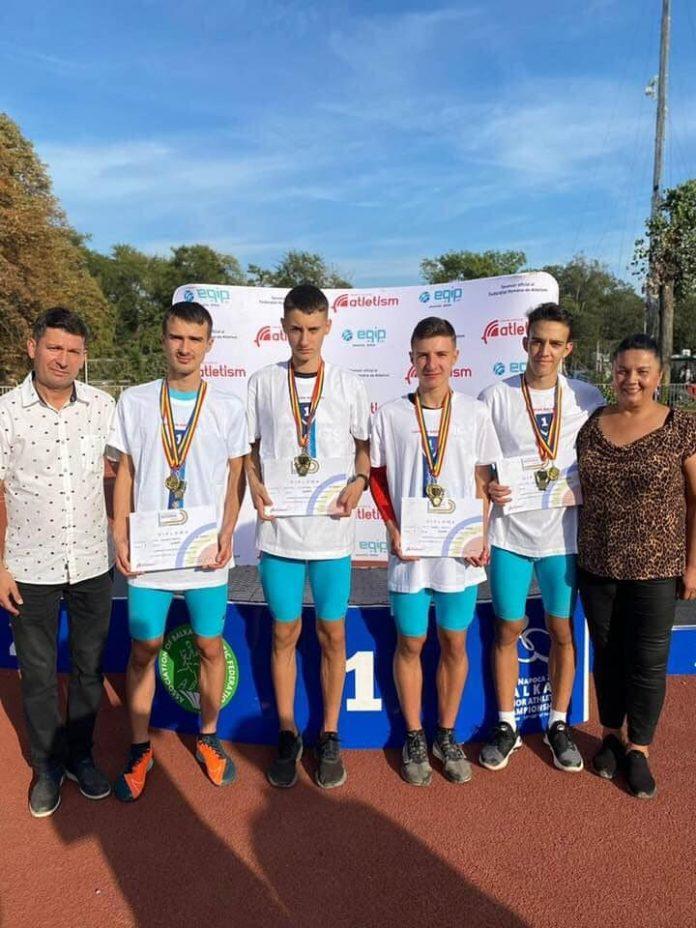 Campionatele Naționale de ștafete. Rezultatele atleților la ''Iolanda Balaş-Soter''