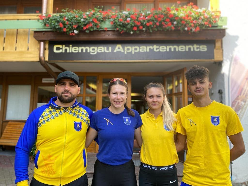 Mihaela Hogaș face în Germania un timp de referință pentru  Jocurile Olimpice