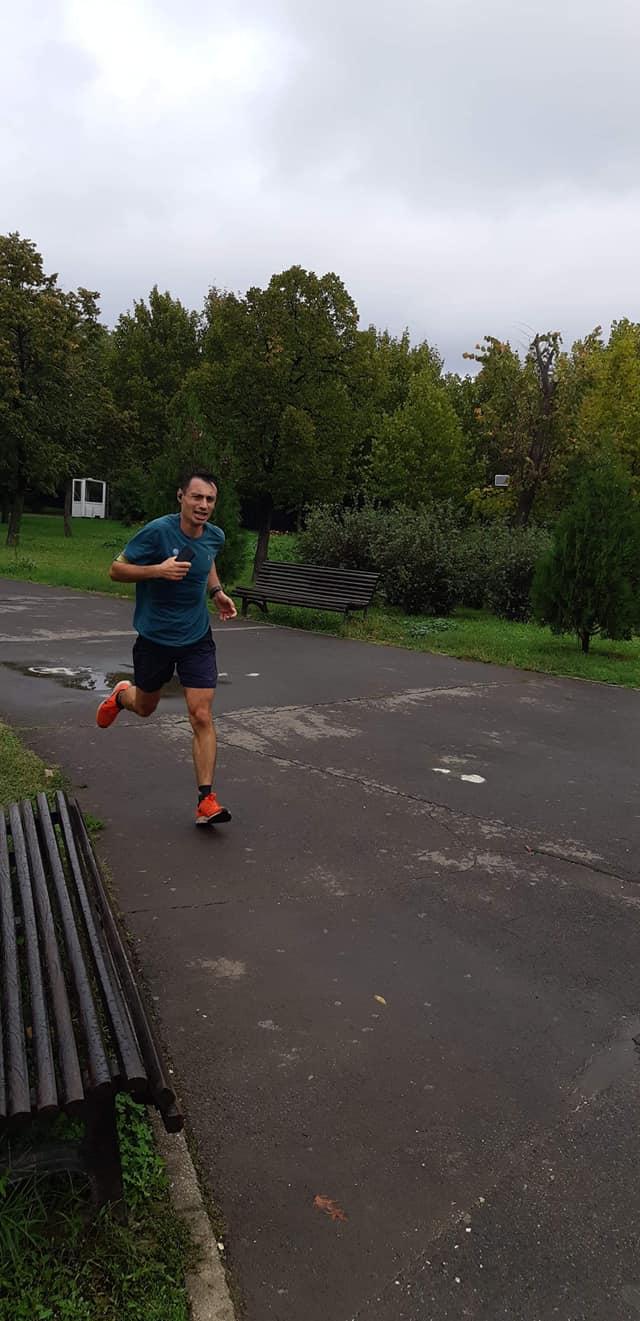 Victor Iliescu face un nou rezultat personal de referinta la alergare