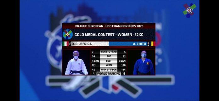Andreea Chițu este vicecampioană europeană după finala de la Praga