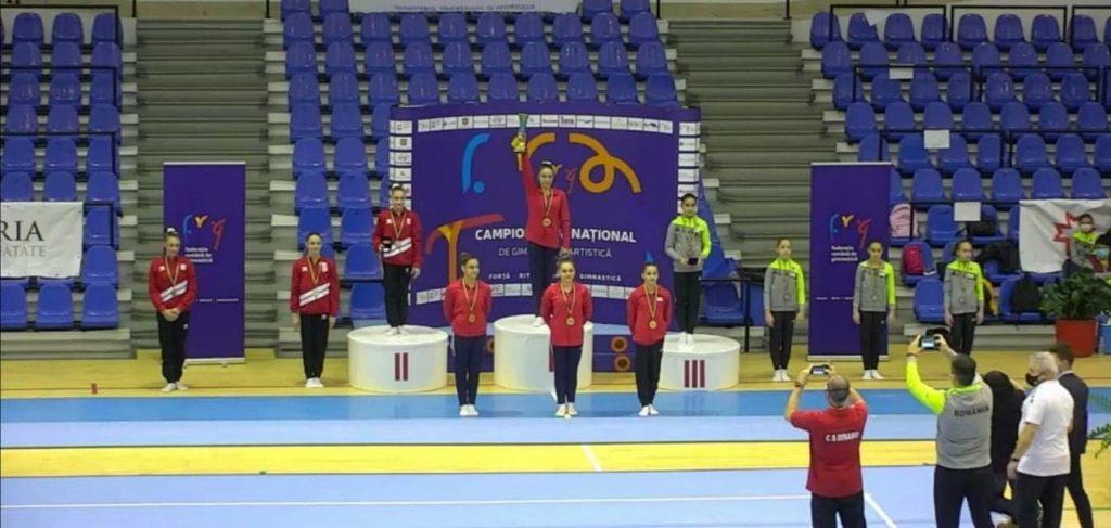 Larisa Iordache a revenit după trei ani de pauză la Campionatele Naționale