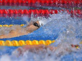 Robert Glinţă a stabilit un record naţional în bazin de 25 de metri pentru a treia oară în decurs de 10 zile