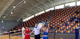 Daniel Gîrleanu şi Maria Botică sunt campioni europeni la box!