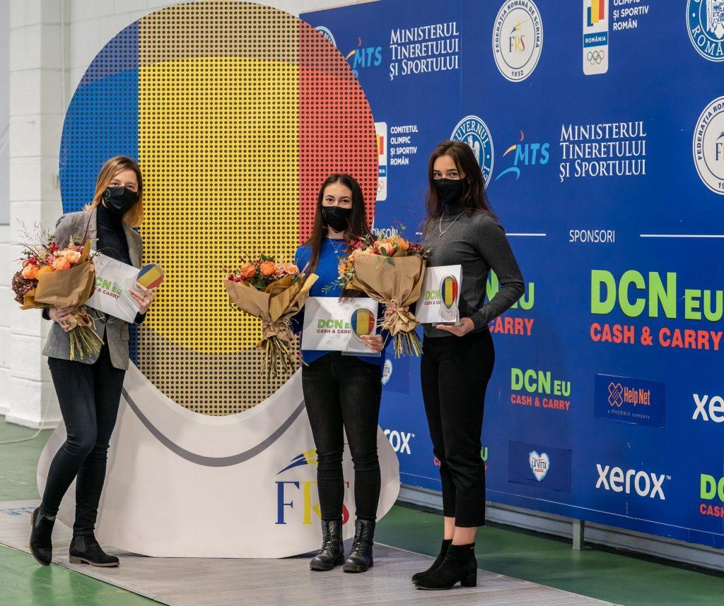 Premii pentru Ana Maria Popescu, Emilia Corbu și Ilinca Pantiș