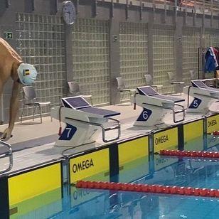 Vlad Stancu face baremul pentru Europenele de juniori la inot!