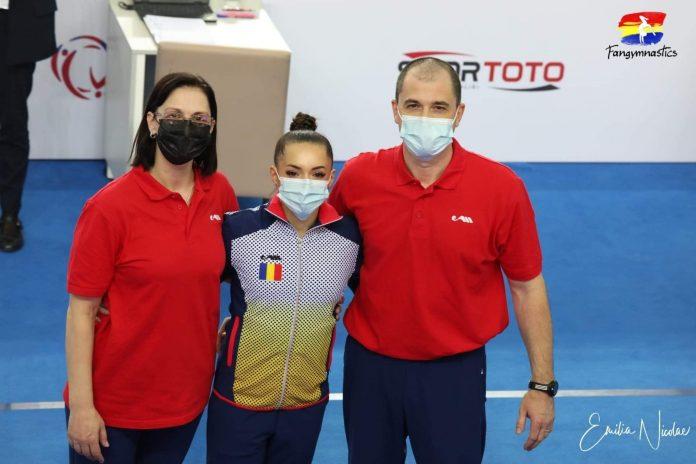 Moment istoric pentru România făcut de gimnastele Larisa Iordache și Ana Bărbosu