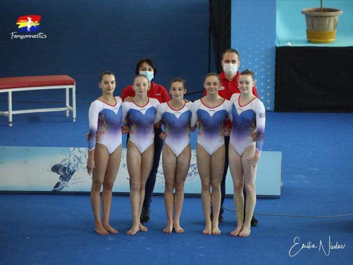 România are cele mai bune gimnaste junioare din Europa!