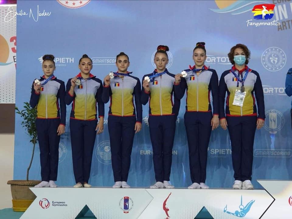 Argint la Mersin. Larisa Iordache adună medalii pentru România