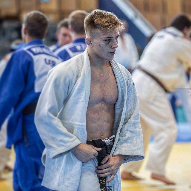 Judoka Adrian Şulcă este cel mai bun sportiv al anului la CS Universitatea Cluj