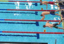 Dan Siminel a inotat in Rusia cu gandul la Jocurile Olimpice