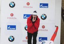Mihai Pacioianu a facut un nou record personal de viteza dar si de coborare