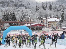 George Jinga obtine primele medalii anul acesta la schi alpinism