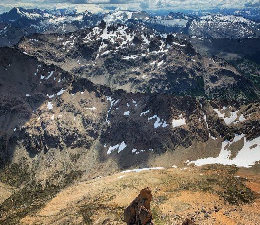 In Patagonia cu Vlad Capusan. Viata la peste 2000 de metri