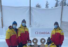Mihai Tentea şi Ciprian Daroczi sunt campioni mondiali la bob U23