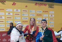 Campioana olimpica la tineret, Georgeta Popescu s-a lansat in monobob in 2021