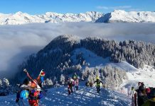 Rares Manea a convocat tricolorii pentru Mondialele de Schi Alpinism din Andorra