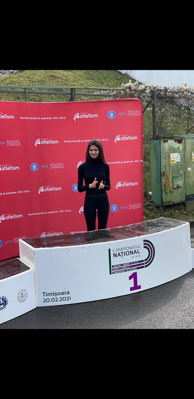 Diana Lataretu este campioana la mars. Declaratie dupa victorie