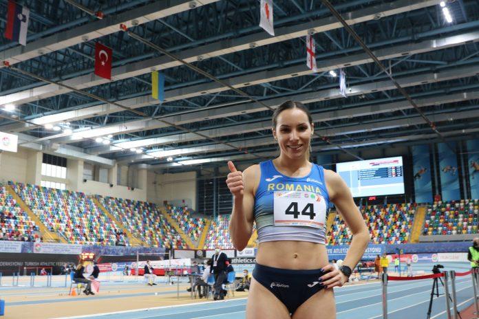 Anamaria Nesteriuc şi Andrea Miklos sunt campione balcanice