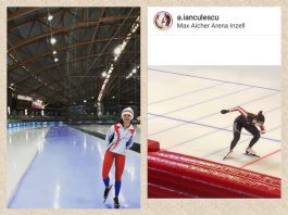Cele mai rapide patinatoare ale României. Mihaela Hogaș și Alexandra Ianculescu sunt în top!