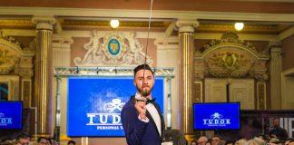 Scrimerul Benjamin Bodo a câştigat titlul de campion naţional individual la floretă