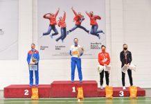 Titlu național câștigat după o pauză de 8 ani de Ana Maria Popescu
