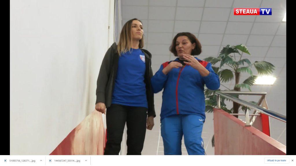 Anamaria Nesteriuc obține rezultat de top la Czech Idoor Gala, la 60 metri garduri!