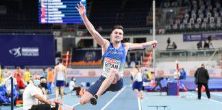 Gabriel Bitan este primul finalist român la Europenele de Atletism la Torun