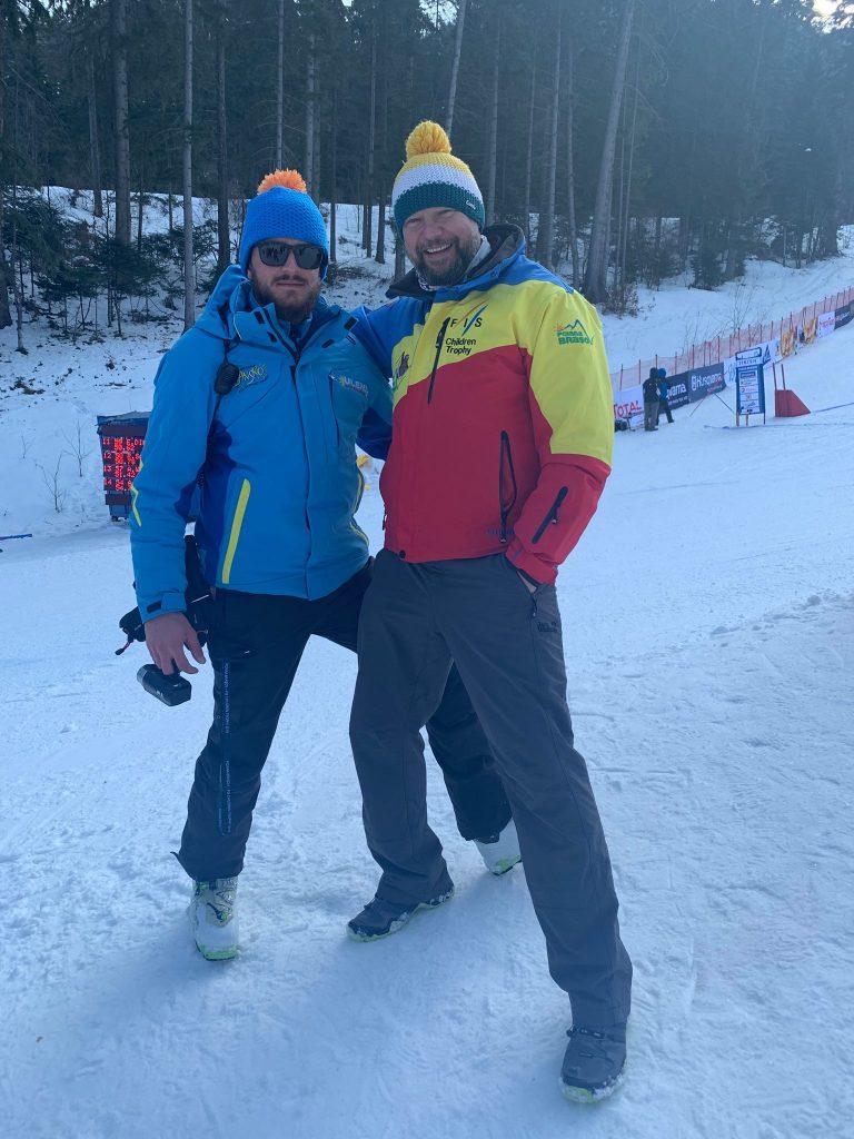 Dan Ghiță are concluziile evenimentului FIS SES CUP. Schi Alpin în Poiana Brașov