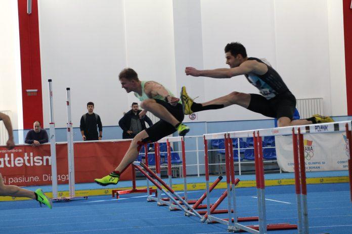 Florentina Budică și Răzvan George Roman sunt campioni naţionali la heptatlon
