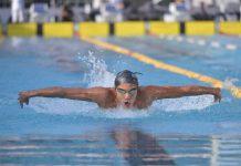 David Popovici a câștigat în Belgia la 100 m. liber primul concurs de natație în 2021